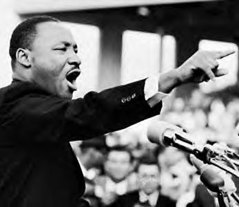 Webquest - Martin Luther King: I have a dream